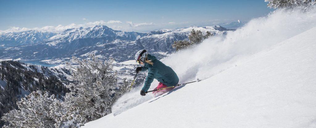 powder mountain real estate
