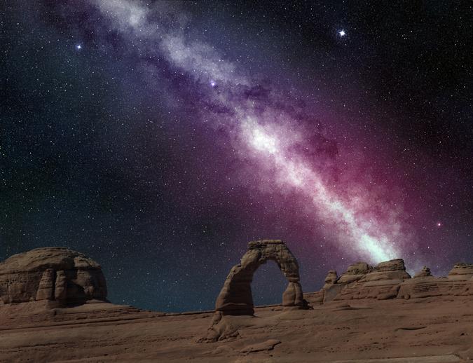 Dark Sky Parks of Utah
