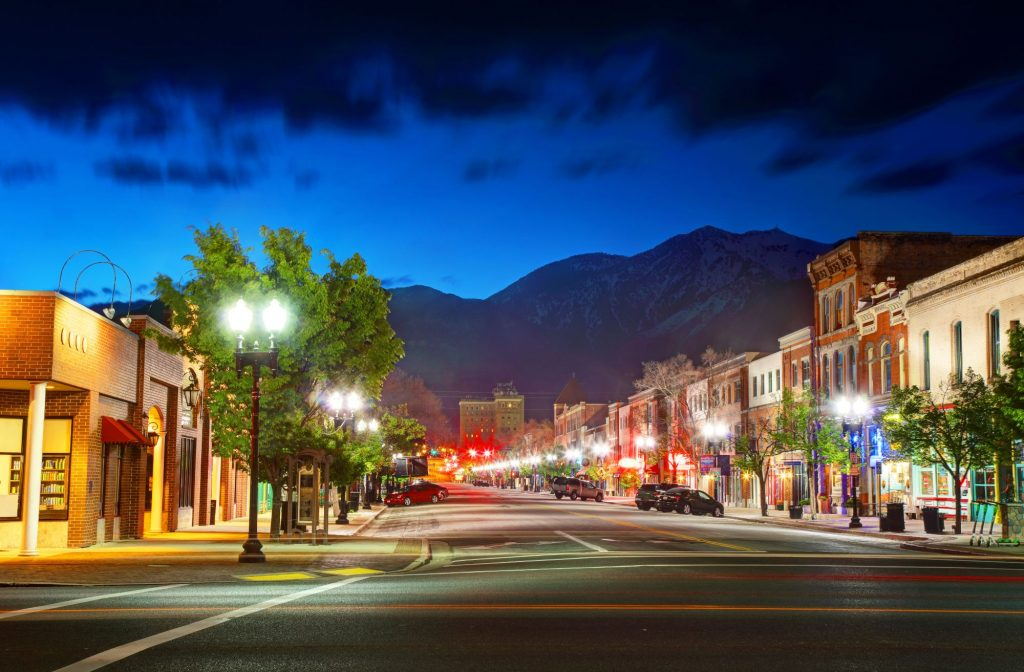 Yearlong Fun and Frolic in Ogden, UT