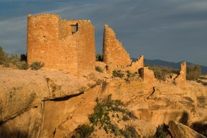 Hovenweep Castle Ruin and Cliff